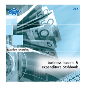 212 - Business Income and Expenditure Recorder