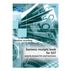 BRB - Business Receipts Book