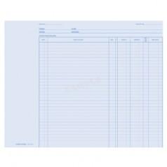 L9R - Ledger Sheet Size 9
