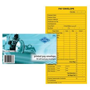 PPL - Printed Pay Envelope