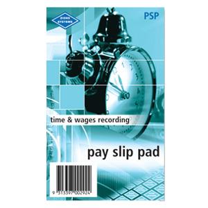 PSP - Pay Slip Pad