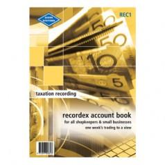 REC1 - Recordex Accoutning System