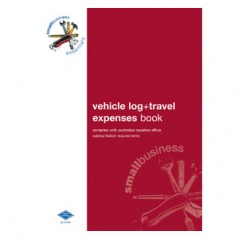 SBE10 - Vehicle Log + Travel Expenses Book