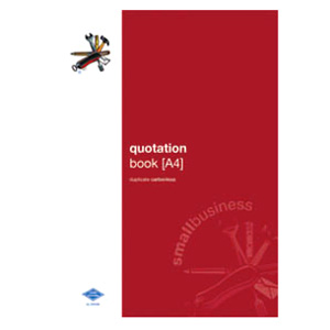 SBE11 - Quotation Book