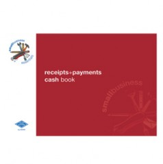 SBE12 - Receipts + Payments Book