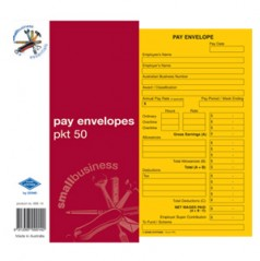 SBE14 - Pay Envelope