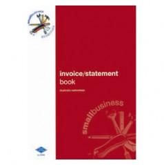 SBE3 - Invoice/Statement Book