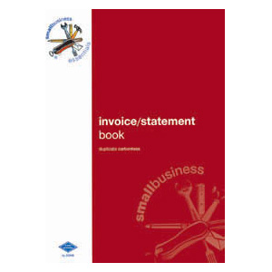 SBE3 - Invoice/Statement Book