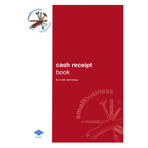 SBE5 - Cash Receipt Book