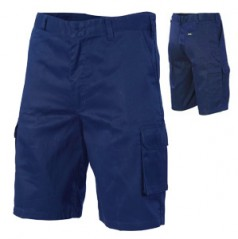 3204 - Lightweight Cool-Breeze Cotton Cargo Shorts