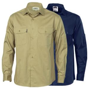 3208 - Cool-Breeze Work Shirt Long Sleeve
