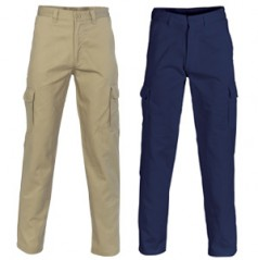 3312 - Cotton Drill Cargo Pants