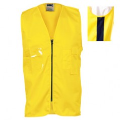 3808 - Daytime Cotton Safety Vest