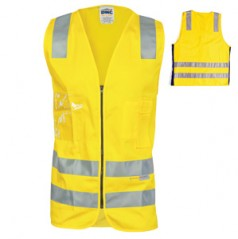 3809 - Day & Night Cotton Safety Vest