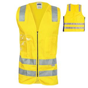 3809 - Day & Night Cotton Safety Vest