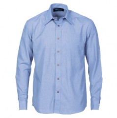 4172 - Classic Mini Houndstooth Business Shirt