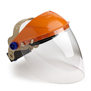 BGVCBGVC - Assembled Browguard with Visor  new