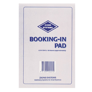 BKPD - Booking In Pad