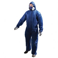DOB - Disposable Coveralls - Blue
