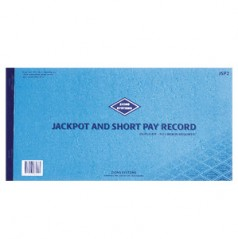 JSP2 - Jackpot and Short Pay Record (Duplicate)