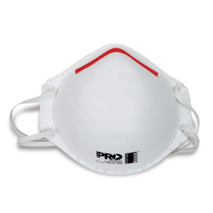 PC301 - Respirator P1 - No Valve
