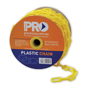 PCY825 - Safety Chain - Yellow