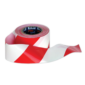 RW10075 - Barricade Tape - Red/White