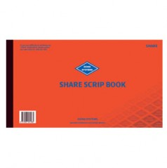 SHARE - Share Scrip Book